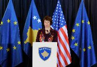 Visit of Catherine Ashton, Vice-President of the EC, to Kosovo