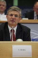 Hearing of Tonio Borg, Member designate of the EC, at the EP