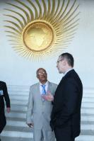 Visit of Andris Piebalgs, Member of the EC, to Ethiopia