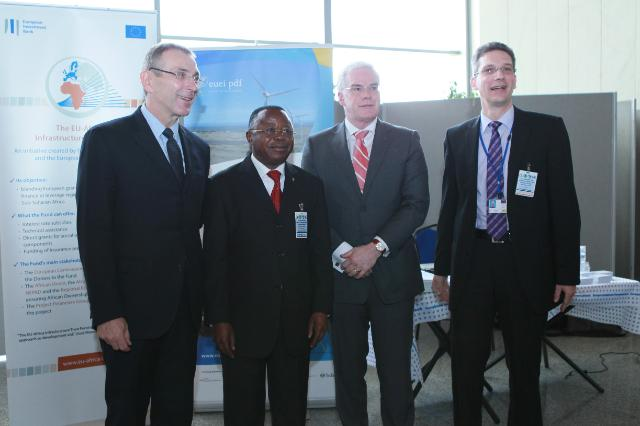 Visit of Andris Piebalgs, Member of the EC, to Ethiopia