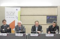 Press conference by Michel Cretin, Member of the European Court of Auditors, on the first ECA special report on the income support paid to farmers in the new Member States