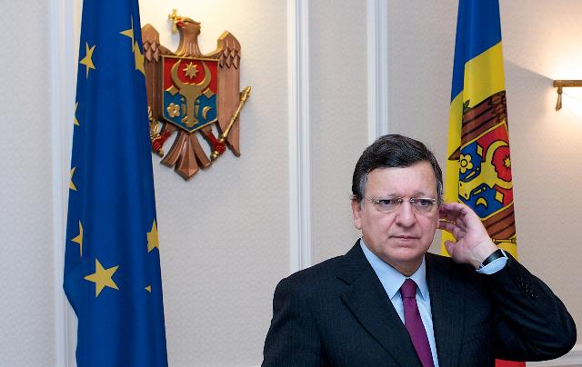 Visit of José Manuel Barroso, President of the EC, to Moldova and Armenia