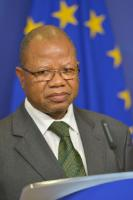 Visit of Diango Cissoko, Malian Prime Minister, to the EC