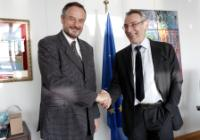 Visit of Alain Délétroz, Vice-President of the International Crisis Group for Europe, to the EC