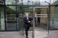 Visite d'Olli Rehn, vice-président de la CE, aux Pays-Bas