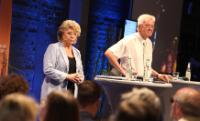Citizens' Dialogue in Heidelberg with Viviane Reding
