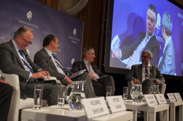 Visit of Karel De Gucht, Member of the EC, to Czech Republic