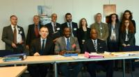 Visit of Amara Konneh, Liberian Minister for Finance, to the EC