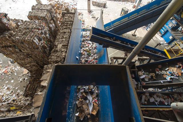 SORT-IT, Un exemple de recyclage de déchets à Linz, Autriche