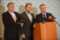 Participation de Štefan Füle, membre de la CE, à une table ronde UE/Bosnie-Herzégovine axée sur l'affaire Sejdić/Finci, à Prague