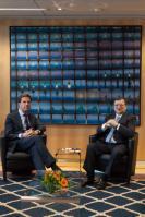 Visit of Mark Rutte, Dutch Prime Minister, to the EC