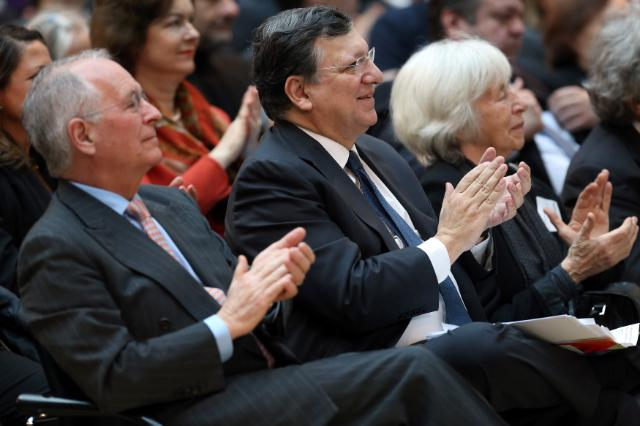 Participation of José Manuel Barroso, President of the EC, in the Berlin Conference 2014
