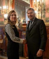 Visit of Johannes Hahn, Member of the EC, to Spain