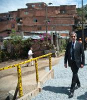 Visit of Johannes Hahn, Member of the EC, to Colombia