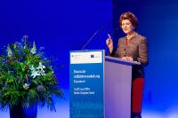 Visit of Androulla Vassiliou, Member of the EC, to Berlin for the launch of the Erasmus+ programme