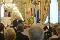 Inaugural meeting of the Italian Presidency of the Council of the EU with the EC