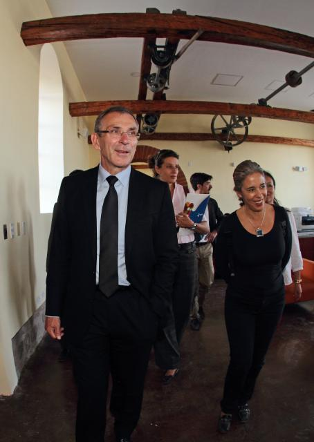 Visit of Andris Piebalgs, Member of the EC, to Ecuador