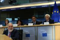 Hearing of Miguel Arias Cañete, Member designate of the EC, at the EP