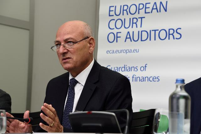 Press briefing by Louis Galea, Member of the European Court of Auditors (ECA)