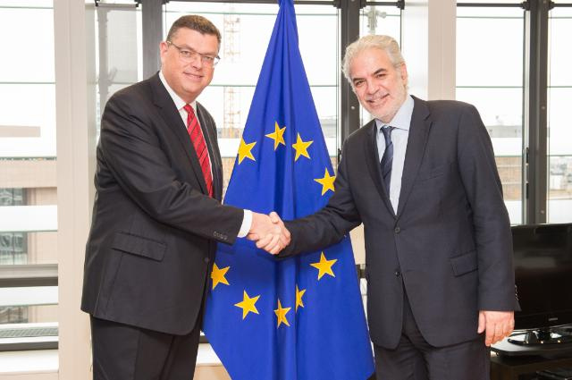 Visit of Mogens Jensen, Danish Minister for Trade and Development Cooperation, to the EC