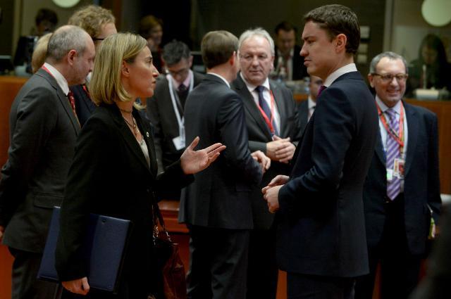 Conseil européen de Bruxelles, 18/12/14