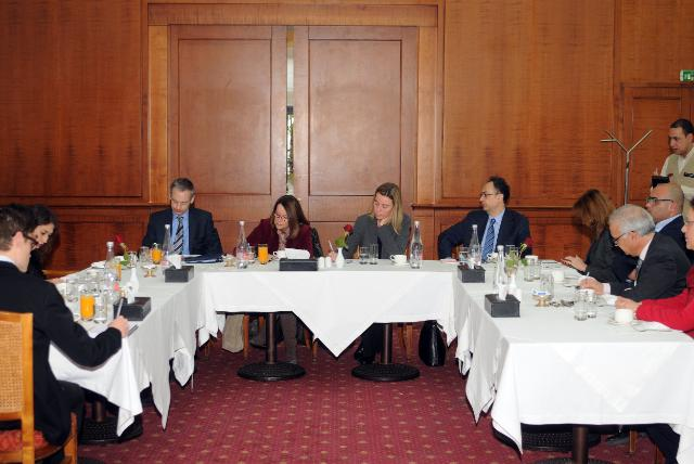 Visit of Federica Mogherini, Vice-President of the EC, to Tunisia