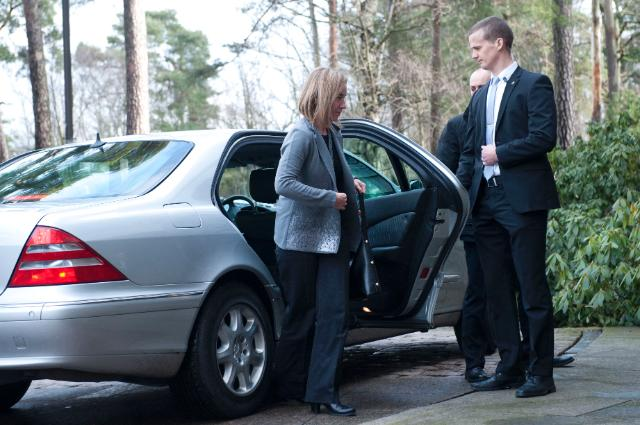 Visit of Federica Mogherini, Vice-President of the EC, to Finland