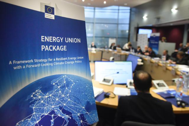 Participation of Maroš Šefčovič, Vice-President of the EC, in the presentation of the report 'Completing Europe: from the North-South Corridor to Energy, Transportation and Telecommunications Union'