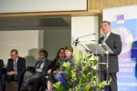 """Illustration of """"Participation de Karmenu Vella and Carlos Moedas, Members of the EC, at the 'The Atlantic, our Shared..."""