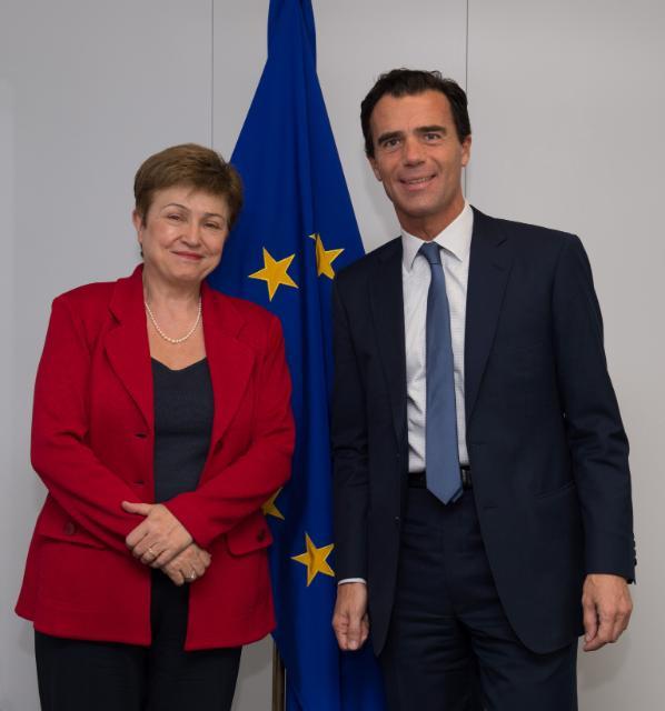 Visit of Sandro Gozi, Italian Secretary of State for European Affairs, to the EC