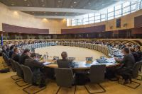 General view of the meeting room