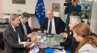 Visit of Dragan Čović, Croat Member of the Presidency of Bosnia and Herzegovina, to the EC