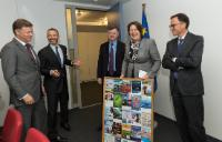 Visit of a delegation from ACI Europe to the EC