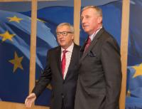 Visit of Mirek Topolánek, former Czech Prime Minister, to the EC