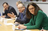 Visit by Cecilia Malmström, Member of the EC, to Ukraine
