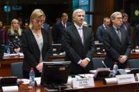 Participation of Federica Mogherini, Vice-President of the EC, in the Foreign Affairs Council
