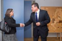 Visit of Victoria Nuland, Assistant Secretary of State for European and Eurasian Affairs at the US Department of State, to the EC