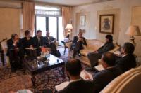 Visite de Dimitris Avramopoulos, membre de la CE, au Pakistan