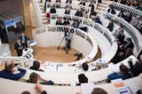 Citizens' Dialogue in Berlin with Andrus Ansip