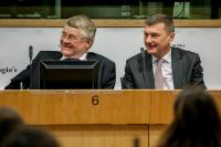 Participation of Andrus Ansip, Vice-President of the EC, in the launching event of the 2016 Startup Europe Week