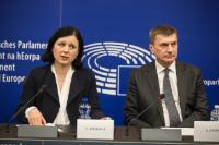 Participation de Jean-Claude Juncker, président de la CE, et plusieurs membres du Collège de la CE à la session plénière du PE