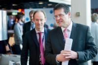 Visit of Maroš Šefčovič, Vice-President of the EC, to Norway