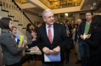 Participation of Dimitris Avramopoulos, Member of the EC, at the 2016 Harvard-Fletcher EU Conference