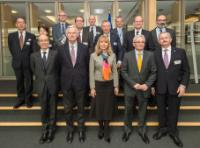 Participation of Elżbieta Bieńkowska, Member of the EC, at the meeting of the High-level group of personalities on defence research