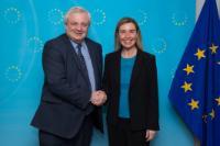 Visite de Stephen O'Brien, secrétaire général adjoint des Nations unies aux Affaires humanitaires et coordinateur des secours d'urgence, à la CE