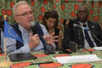 Visit of Neven Mimica, Member of the EC, to Senegal