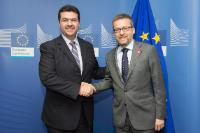 Visit of Leonardo Beltran, Mexican Deputy Secretary for Planning and Energy Transition, to the EC