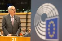Participation of Jean-Claude Juncker, President of the EC, in an extraordinary plenary session of the European Parliament