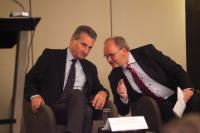 Visit by Günther Oettinger, Member of the EC, to Romania