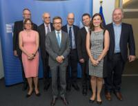 Visit of representatives from The Russell Group of Universities to the EC